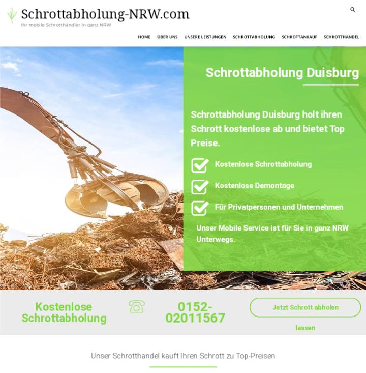 image 1 177 - Schrottabholung Duisburg : Unser Schrotthandel kauft Ihren Schrott zu Top-Preisen