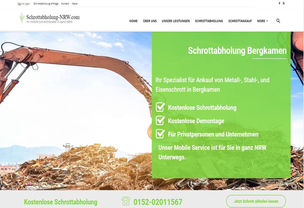 image 1 228 - Schrottabholung Bergkamen: Kostenlos Schrottt abholen lassen