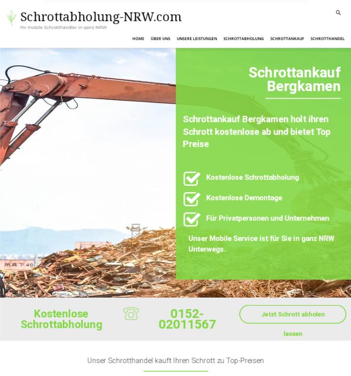 image 1 23 - Neben fairen Preisen garantiert der Schrottankauf Bergkamen ein fachkundiges Schrott-Recycling