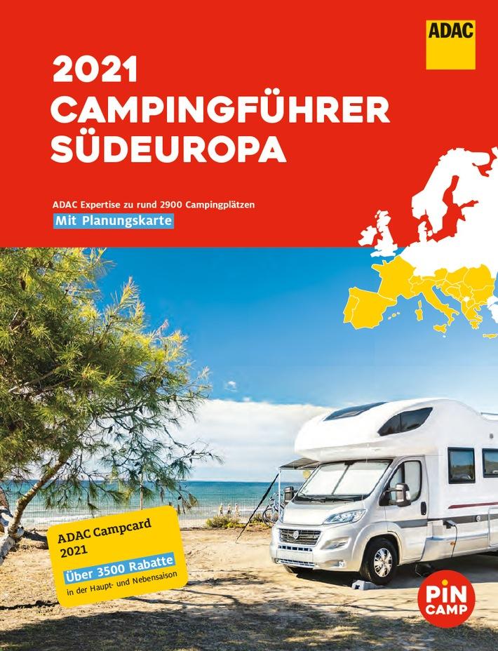 image 1 158 - ADAC Campingführer und PiNCAMP - Preisvergleich zur Campingsaison 2021 Deutsche Campingplätze gehören zu den günstigten in Europa
