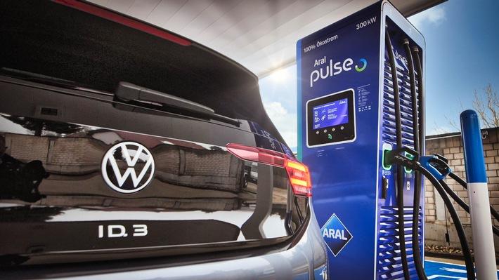 image 1 81 - VW und Aral bündeln Kräfte beim Ausbau von ultraschnellem Laden von E-Fahrzeugen