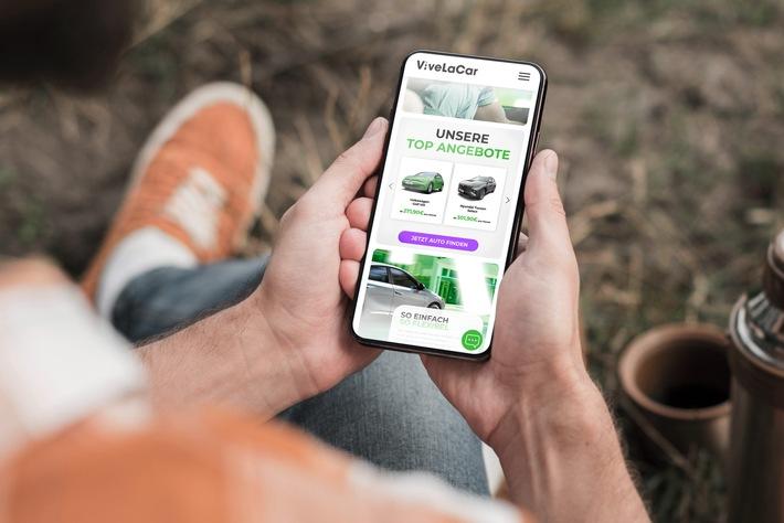 image 1 1 - Mobile First: ViveLaCar mit eigener APP und frischem Auftritt