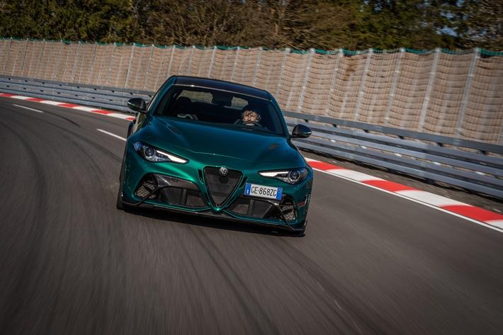 """image 1 22 - Die Alfa Romeo Giulia GTAm im Urteil von Rennfahrer Christian Menzel: """"Puristischer Sportwagen"""""""