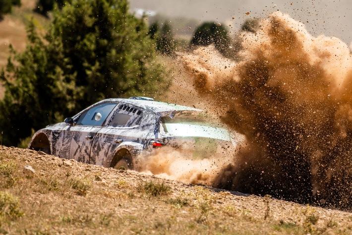 image 1 88 - Entwicklung der Rally2-Version des neuen ŠKODA FABIA nimmt Fahrt auf