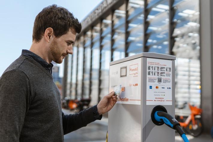 image 1 188 - Spontan das E-Auto laden: Kartenzahlung entspricht den Gewohnheiten von Elektromobilisten