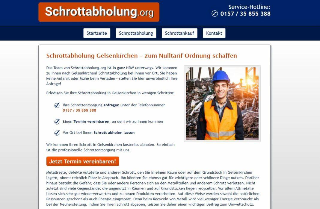 image 1 208 1068x698 - Schrotthändler in Gelsenkirchen fachgerecht entsorgen kostenlos inklusive Demontage für Privat und Firmenkunden
