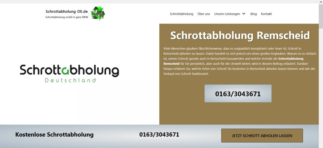 image 1 216 1068x490 - Schrottabholung Oberhausen : Schrottankauf und Schrottabholung in Oberhausen