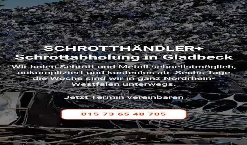image 1 244 - Schrotthändler-Plus holt Ihren Schrott ab durch Schrottabholung Gladbeck kostenlose Entsorgung