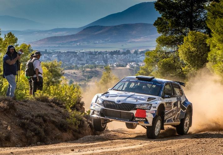 image 1 250 - Rallye Finnland: ŠKODA Privatteams wollen Siegesserie des tschechischen Herstellers fortsetzen