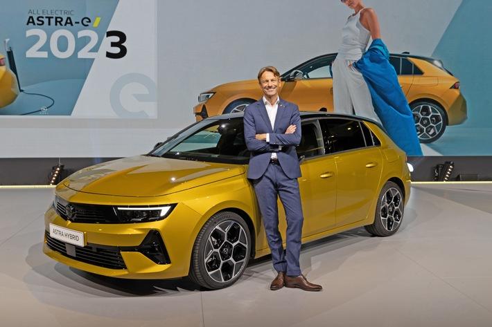 image 1 26 - Neuer Opel Astra feiert Weltpremiere in Rüsselsheim