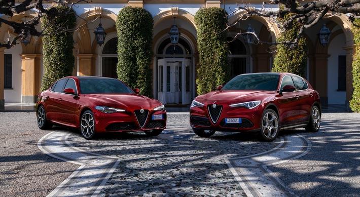image 1 61 - Alfa Romeo Giulia 6C Villa d'Este und Alfa Romeo Stelvio 6C Villa d'Este - eine Hommage an den Inbegriff der Eleganz