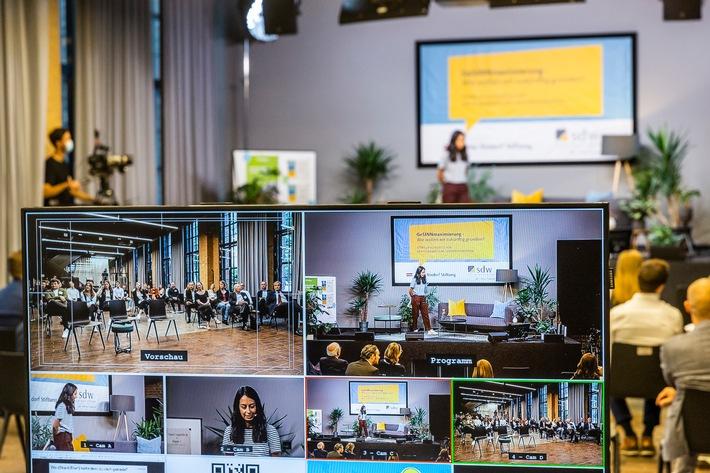 image 1 65 - Start-up Preparation: über die Herausforderung Unternehmertum Gründungswissen erwerben/Studentische Teams können bis 3. Oktober Ideen einreichen