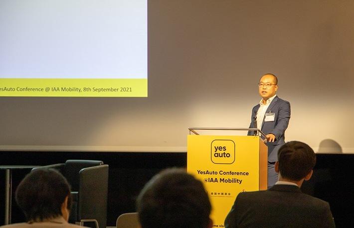 image 1 67 - Erfolgreiche YesAuto Experten-Konferenz auf der IAA/ Nachhaltigkeit und Nutzervorteile stehen in Zukunft klar im Fokus von E-Mobilität