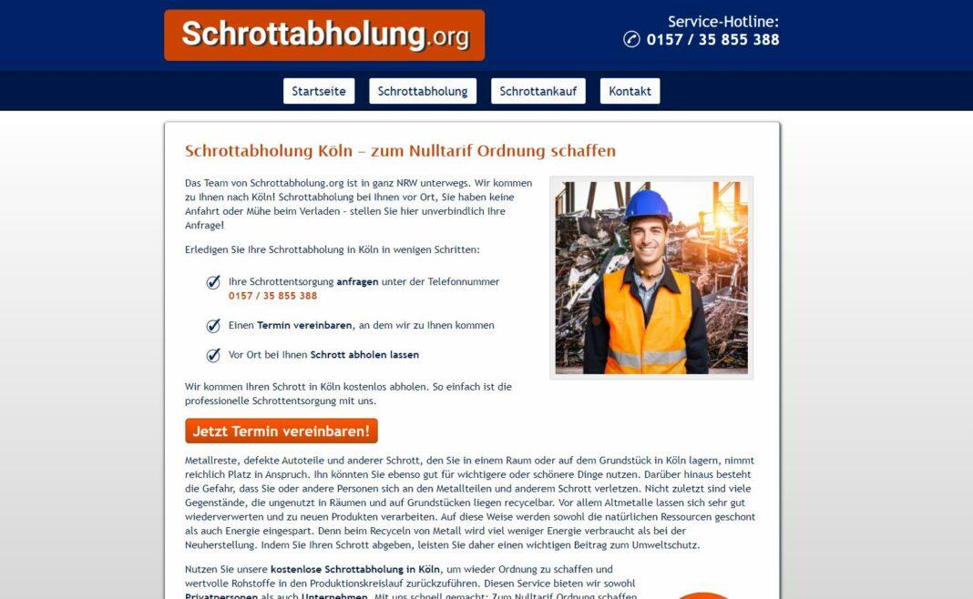 image 1 27 1068x658 - Schrottabholung in Köln: Wir helfen Ihnen gerne weiter!