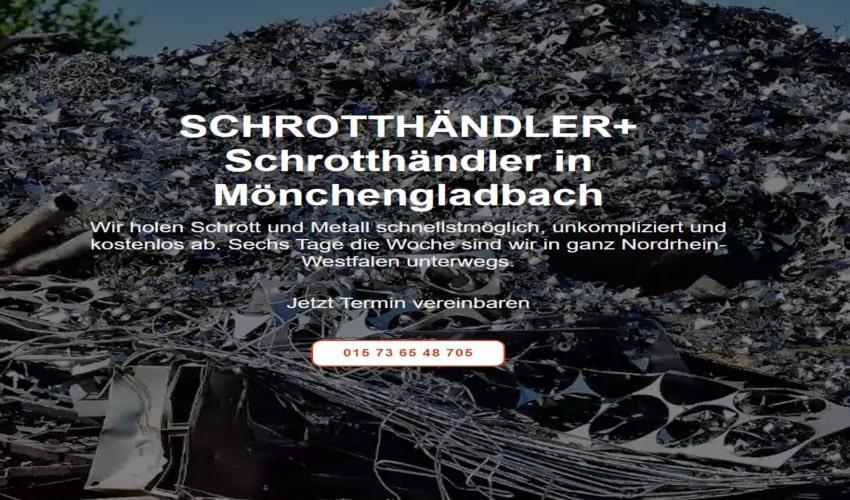 image 1 8 - Wir kaufen Ihren Schrott durch Schrotthändler in Mönchengladbach